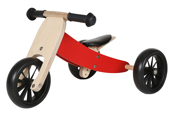 Smart bike 4in1 rood
